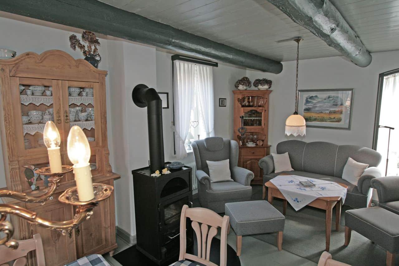 Huus Campen Ferienhaus Vorderhuus 7